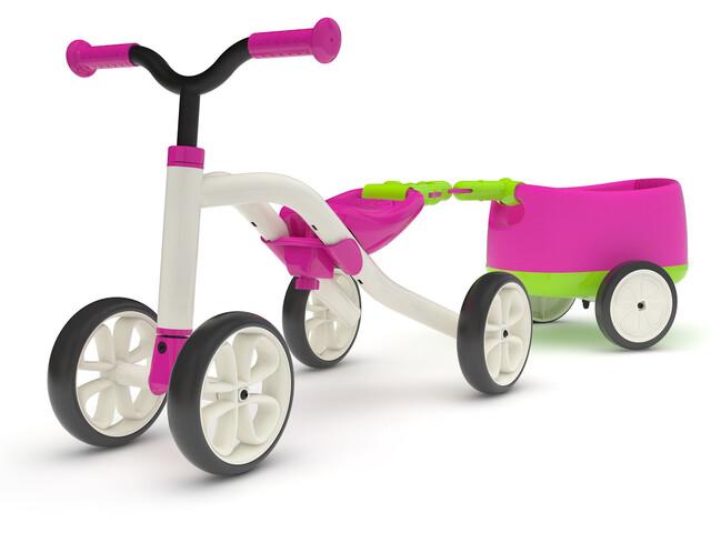 Chillafish Quadie+Trailie Børn, pink